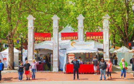 booth saturday market