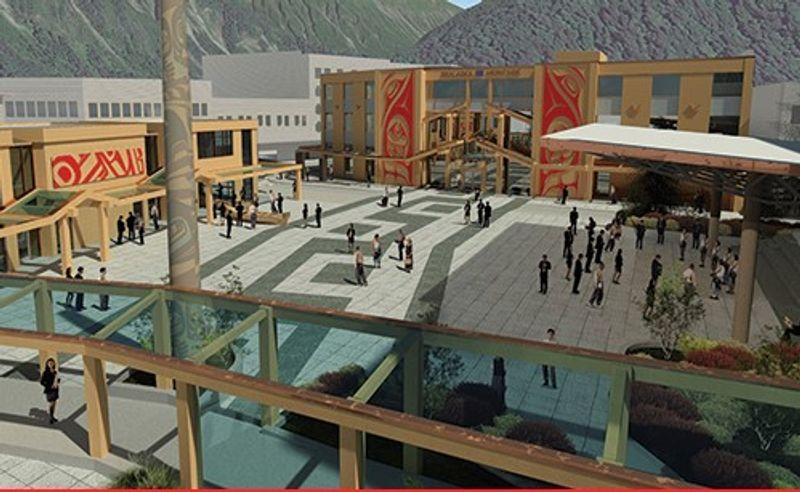 cultural arts buildings