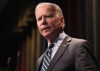 Joe Biden our president