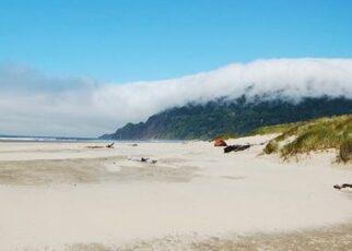 Beach and sand